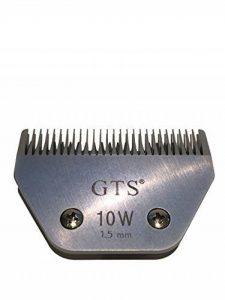 10W tondeuse à cheval Lames 1,5mm 10W Wahl, Andis, Aesculap, Moser, Oster, Liveryman de la marque GST image 0 produit