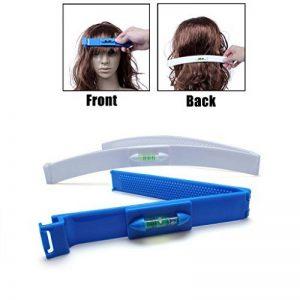 1x Pro Clipper Tondeuse Dilution coiffeur Coiffure Salon kit d'outils de coupe de cheveux bricolage Ruler de la marque ewinever image 0 produit