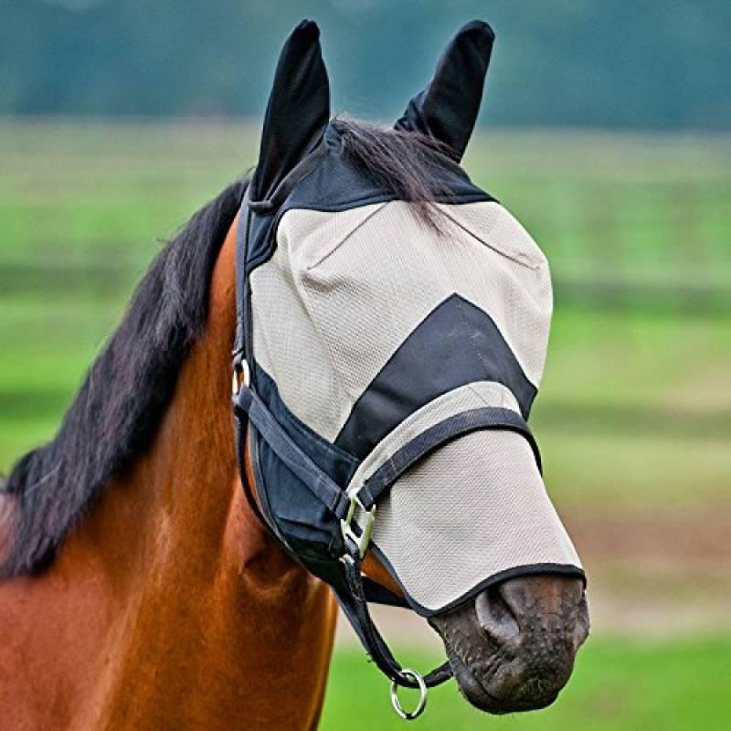 achat le plus récent 60% pas cher nouvelles images de Bonnet anti mouche cheval => faites des affaires pour 2019 ...
