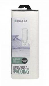 Brabantia 196423 - Molleton Universel - Viscose - Blanc de la marque Brabantia image 0 produit