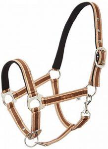 Covalliero Licol pour cheval Collection printemps/été 2017 Marron Taille poney de la marque Covalliero image 0 produit