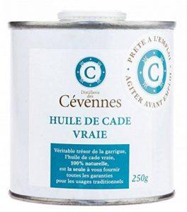 Distillerie des Cévennes Huile de Cade Vraie - 250 g - Prête à l'emploi de la marque Distillerie des Cévennes image 0 produit