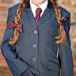 Dublin haseley pour enfant équitation pour femme–Bleu marine de la marque Dublin image 2 produit