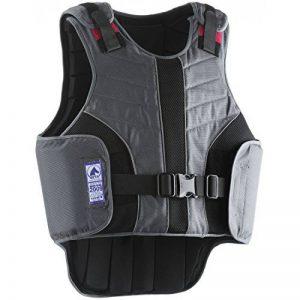 EQUI-THÈME Gilet de protection équitation - Tailles Enfant & Adulte - Articulé & Confortable de la marque Equi-Theme/Equit'm image 0 produit
