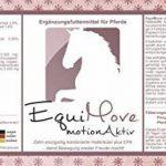 EquiMove 3boîtes Motion actif de 1,5kg Pellets–Complément économie d'aliments pour chevaux avec des problèmes du mouvement Appareil. Le paquet. de la marque EquiMove image 4 produit