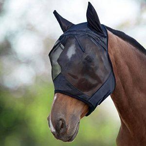 Harrison Howard CareMaster Masque anti-mouches protection anti-UV avec Oreilles Noir de la marque Harrison Howard image 0 produit