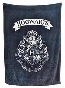 Harry Potter couverture polaire 125x150cm de la marque Half Moon Bay image 0 produit