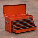 Hilka G208C6BBS Coffre de rangement à outils robuste 6tiroirs de la marque Hilka image 1 produit