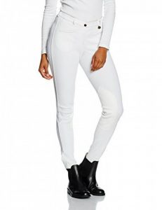 HKM Bochum Pantalon d'équitationn avec renforts aux genoux Pour femme et enfant de la marque HKM image 0 produit