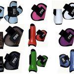 Hkm Guêtres et protège-boulets pour cheval Lot de 4 pièces de la marque HKM image 1 produit