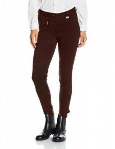 HKM Penny Pantalon d'équitation avec basanes pour femme/enfant de la marque HKM image 0 produit