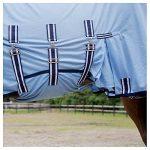 Horze Couverture Combo anti-insectes Freja Bleu ciel 155CM de la marque Horze image 2 produit