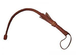 Intrepid International d'équitation Crop/cheval Fouets, marron de la marque Blancho image 0 produit