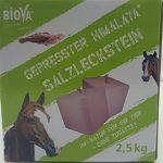 Liksteen drückte Himalayasalz 2,5 kg de la marque Biova image 2 produit