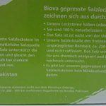 Liksteen drückte Himalayasalz 2,5 kg de la marque Biova image 3 produit