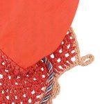 MagiDeal Bonnet Masque Anti-Mouches en Coton avec Protège-Oreilles pour Cheval de la marque MagiDeal image 3 produit