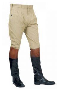 Mark Todd Auckland Pantalon d'équitation pour homme Devant plissé de la marque Mark Todd image 0 produit