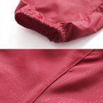 Mochoose Femme Légère Packable Veste de Sport à Capuche Protection UV Coupe Vent Imperméable à Séchage Rapide de la marque Mochoose image 2 produit