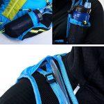 NatureHike ultraléger Nylon Sacs de course Marathon de sac à dos de cyclisme Course à Pied d'épaule d'équitation Sacs Gilet pour mâle et femelle 12L de la marque Naturehike image 5 produit