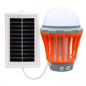Portable Camping Ampoule USB Charge LED Mosquito Tueur Lampe Imperméable Répulsif Insecte Des Moustiques Mosquito Tueur (Couleur : B) de la marque Lampe de moustique image 0 produit