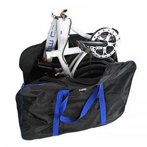 Sac de Transport Vélo le Sac de Selle pour la Bicyclette Pliable de 14-20 pouces de la marque VGEBY image 0 produit