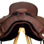 Selle western sans Coton Amarillo + FENDER +, Étrier, marron de la marque A&M Reitsport image 2 produit