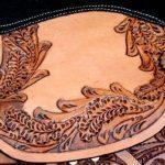 Selle western sans Coton Indiana en Cuir de Buffle avec coussin Velcro de la marque A&M Reitsport image 1 produit
