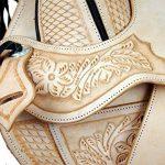 Selle western sans Coton Utah Eco en cuir de buffle haute qualité de la marque A&M Reitsport image 3 produit