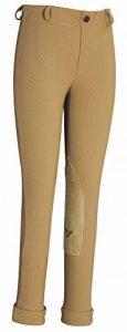 TuffRider Ribb pour fille Taille basse à enfiler équitation pour de la marque TuffRider image 0 produit