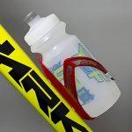 VeloChampion Evo Race Porte-bidon pour velo de route - Rouge pour velo de route ou VTT - Red Bottle de la marque VeloChampion image 4 produit