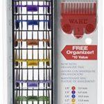 Wahl Peignes en plastique avec code couleur pour tondeuse standard de la marque Wahl image 1 produit