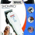WAHL Show Pro Coffre Tondeuse avec 4 Peignes Adaptable pour Chien de la marque Wahl image 2 produit
